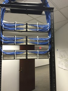 Commercial data cabling rack rear 225x300 Commercial data cabling rack   rear